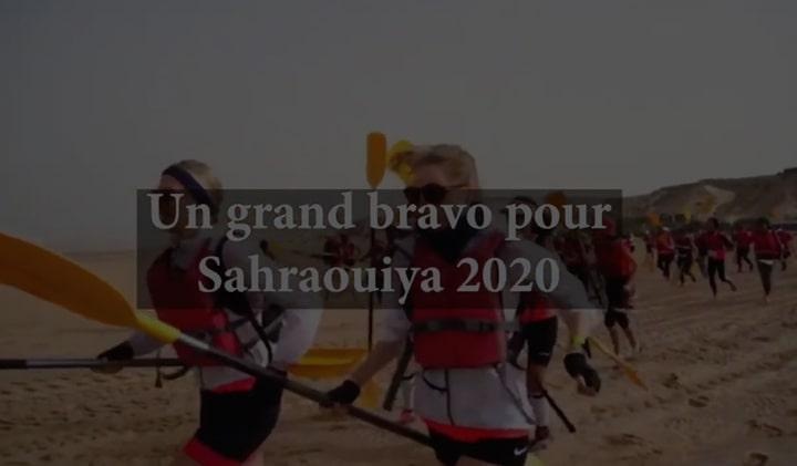 Un grand bravo pour Sahraouiya 2020