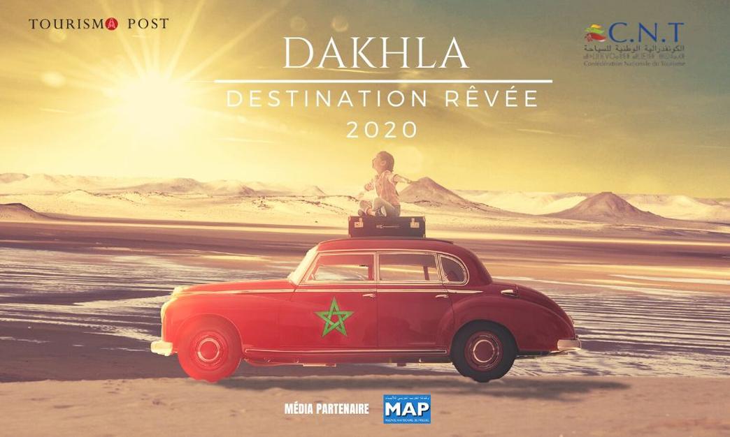 Dakhla, consacrée Région Rêvée 2020