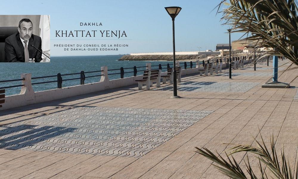 Khattat Yanja va booster l'infrastructure touristique de Dakhla