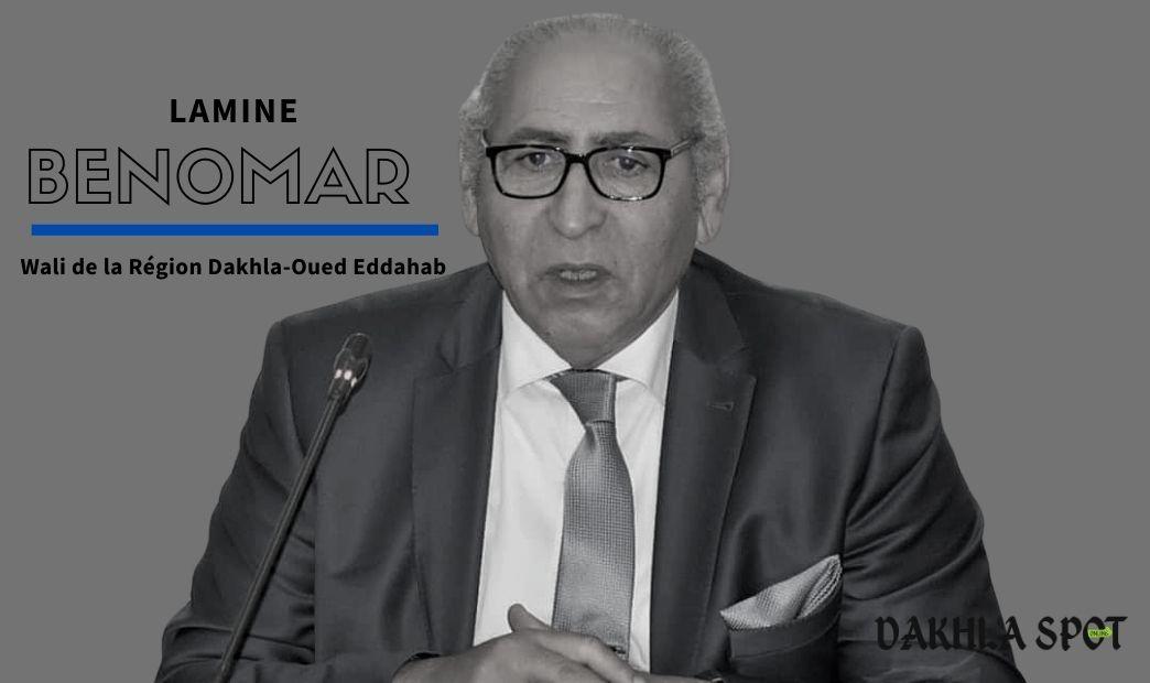 Lamine Benomar veut assurer la relance économique de sa région