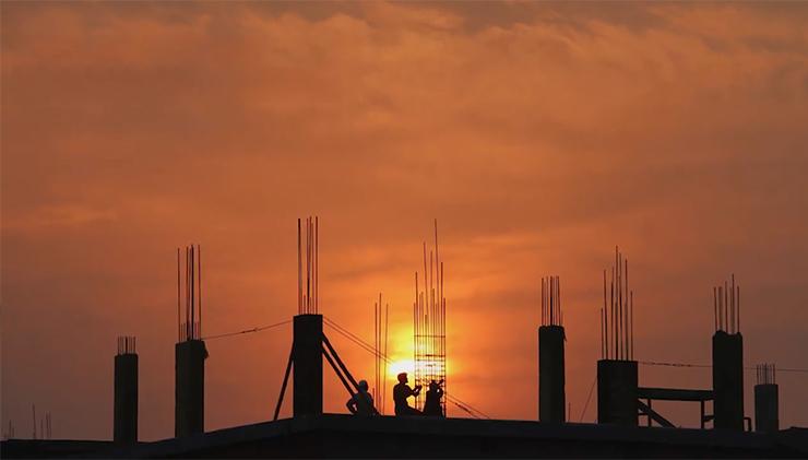 Dakhla, un grand chantier à ciel ouvert.