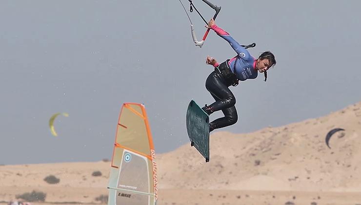 Dakhla, épicentre mondial du kitesurf