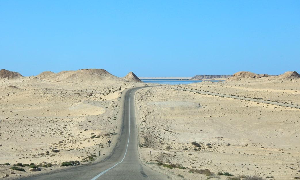 Bientôt une route entre Laayoune et Dakhla