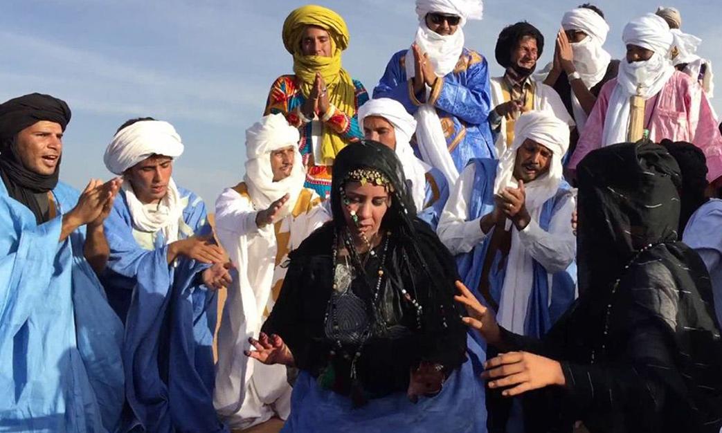 La guedra, un élément fort du patrimoine Sahraoui