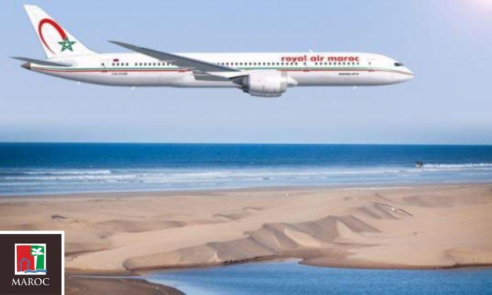 Le vol direct Paris-Dakhla est lancé