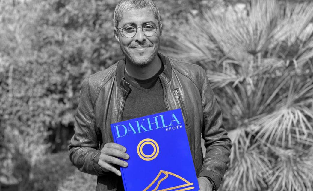 Adel El Fakir porte la promotion Touristique de Dakhla