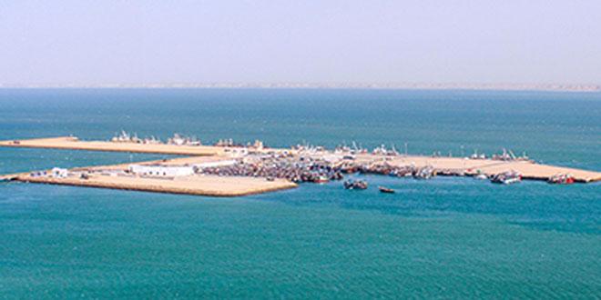 Le projet du port de Dakhla Atlantique avance à grands pas